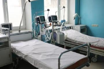 COVID-19 in der Ukraine: Krankenhäuser zu 60 Prozent ausgelastet