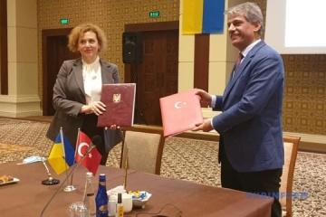 Die Ukraine und die Türkei vereinbaren gemeinsame Tourismusentwicklungsprojekte
