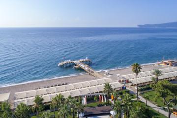 Turquie: Arrivée de plus de 1,5 millions de touristes à Antalya, dont 429 366 Ukrainiens