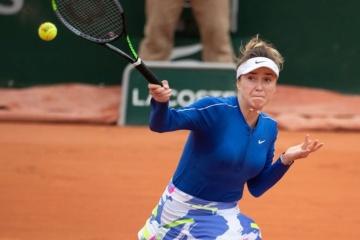 Svitolina remains world No. 5 in WTA ranking