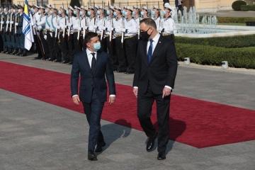 Dudas Treffen mit Selenskyj im Rahmen der UN-Vollversammlung - Polens Präsidialamt