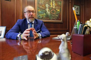 Chyzhykov: La economía creativa es un gancho que puede sacar a la superficie