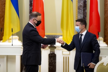 Ukraine, Poland hope to recover pre-pandemic level of trade