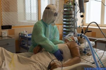Ucrania notifica 3.034 nuevos casos de COVID-19