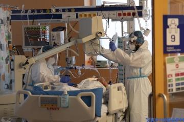 Na Ukrainie zarejestrowano 10611 nowych przypadków koronawirusa