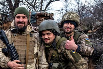 Hoy se celebra el Día del Defensor de Ucrania