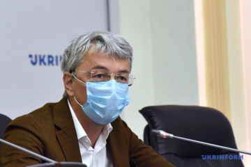 Olexandre Tkatchenko salue l'introduction de sanctions à l'encontre de trois chaînes télévisées