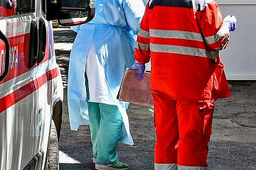 Ukraine reports 5,992 new coronavirus cases