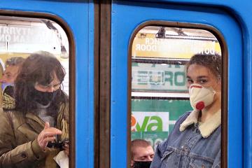 Kyiv reports 455 new coronavirus cases