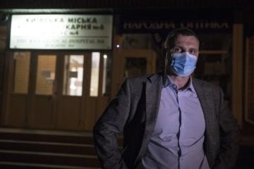 Klichkó: Otras 1.053 personas dan positivo en coronavirus y 12 más mueren en Kyiv