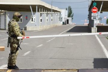 ロシア、ドンバス地方の新検問地点の相互開通を不履行=ウクライナ代表団