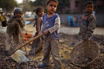 Aujourd'hui marque la Journée Mondiale du refus de la misère