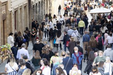 В Італії за добу вчетверте фіксують понад 10 000 випадків коронавірусу