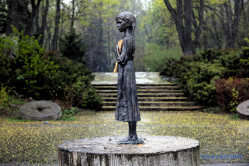 L'Agence de développement du tourisme a créé une nouvelle application permettant de visiter Kyiv à l'époque du Holodomor