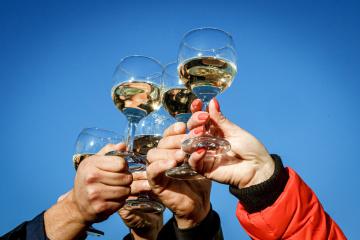 ウクライナ産ワイン、来年から日本へ輸出=大使