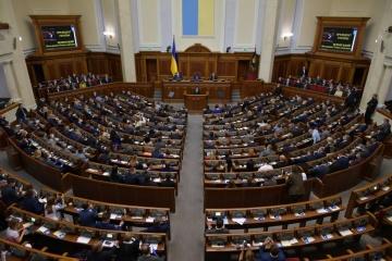 Präsident Selenskyj muss Corona-Krisenstab leiten – Empfehlung des Parlaments