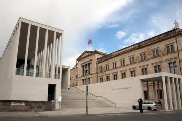 Вандали пошкодили щонайменше 70 музейних експонатів у центрі Берліна