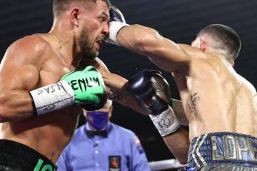 Boxen: Lomachenko operiert, er boxte mit Lopez mit verletzter Schulter