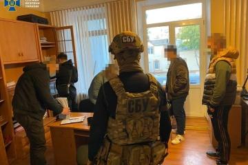 СБУ викрила на корупції посадовців Подільської митниці