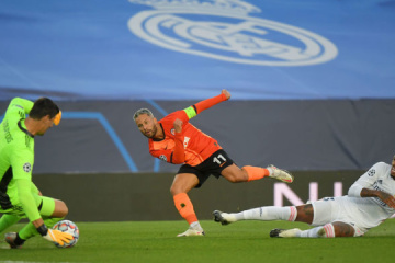 Shakhtar Donetsk stun Real Madrid in Champions League