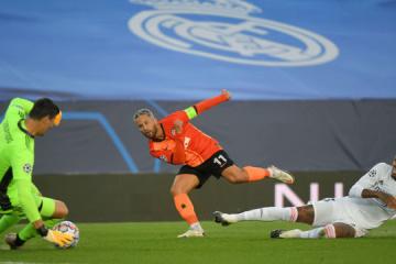 El Shakhtar Donetsk sorprende y derrota al Real Madrid en la Champions League
