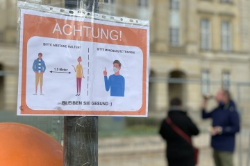 Німецькі політики вирішили продовжити локдаун до 10 січня