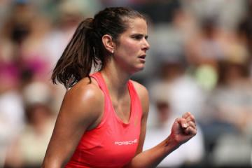 Юлия Гергес завершила теннисную карьеру