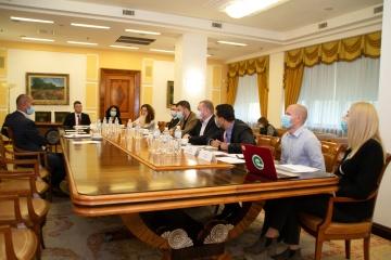 Ucrania y los Países Bajos tienen la intención de cooperar en el campo del transporte eléctrico