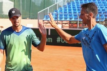 Стаховский и Молчанов остановились в полуфинале турнира АТР в Турции