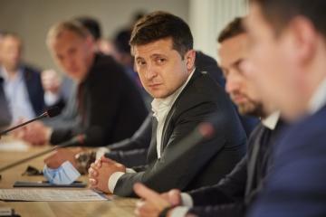 Зеленский просит тергромады сообщать, кто и где «отжал» государственные земли