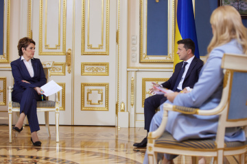Zelensky: Situation with Constitutional Court is great start for upgrading judicial system