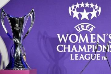 Стали известны первые соперницы украинок в отборе Лиги чемпионов УЕФА