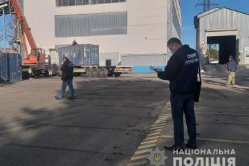 В Николаеве полиция обыскивает маслоэкстракционный завод, владелец заявляет о давлении