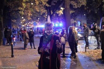 В Польше продолжаются демонстрации против решения КС об ограничении абортов