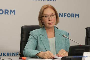 Denisowa: 251 Ukrainer in Gefangenschaft der Rebellen