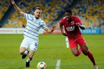 Защитник Кендзера заключил новый контракт с «Динамо»