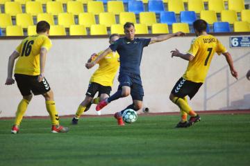 Харьковский «Металл» сыграл вничью с «Энергией» во Второй лиге