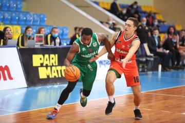 Суперлига: «Запорожье», «Прометей», «Днепр» и «Киев-Баскет» одержали победы