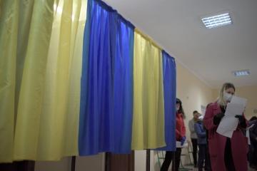 В Виннице в горсовет проходят четыре партии - параллельный подсчет