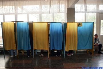В Черновицкий облсовет проходят восемь партий - параллельный подсчет