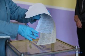 Явка на виборах у Києві станом на 21:30 становила близько 34% - ТВК