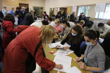 Voter turnout in Ukraine's local elections as of 16.00 is 27% – OPORA