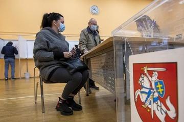 У Литві проходить другий тур парламентських виборів