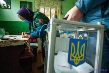 Выборы на Черниговщине: ОПОРА отмечает недоступность участков и информации