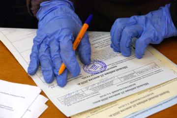 За весь «избирательный» период полиция открыла 875 дел