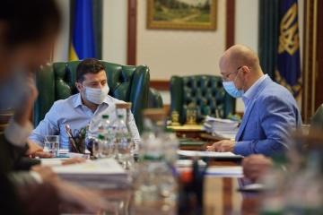 Zelensky wants reliable statistics on COVID-19