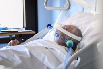 Más de 16.000 camas conectadas al oxígeno en Ucrania
