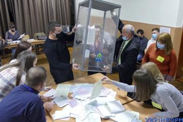 ENEMO : les élections locales en Ukraine étaient libres et bien organisées