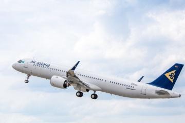 Air Astana ne desservira Kyiv qu'une fois par semaine au lieu de trois