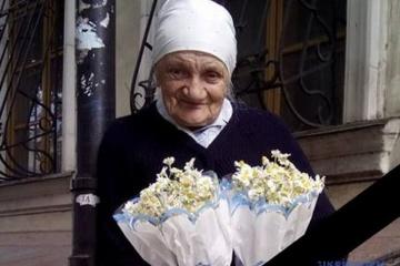 В Днипре попрощались с волонтеркой бабушкой Лю